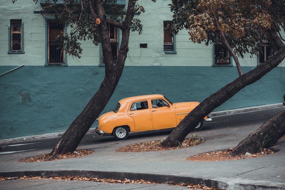 CINEMATIC CUBA - PHOTOGRAPHY
