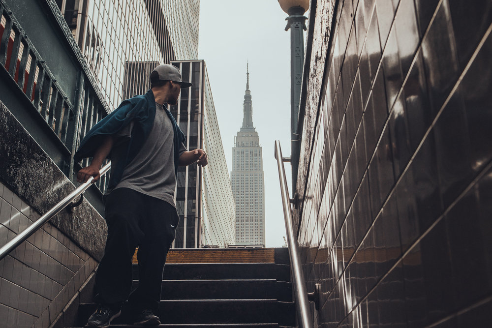 CINEMATIC NEW YORK - PHOTOGRAPHY