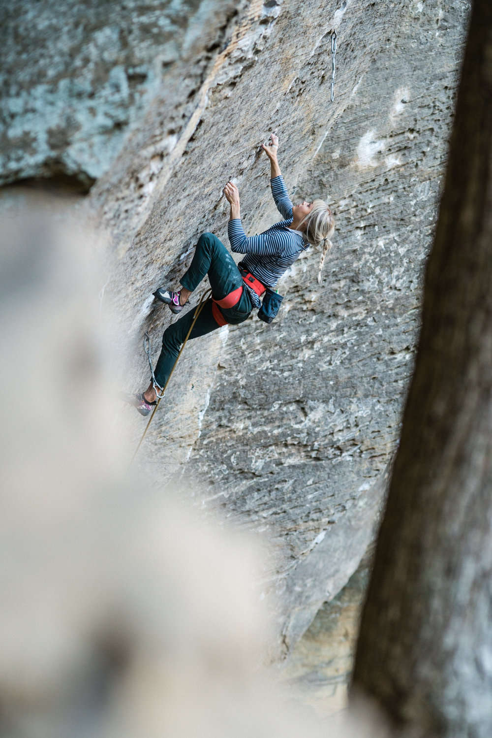 Lucifer, 8c+, Red River Gorge