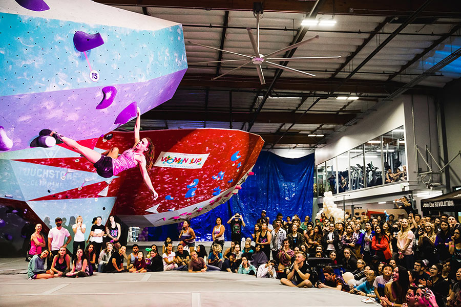 https://touchstoneclimbing.com/woman-up-climbing-festival-2018/