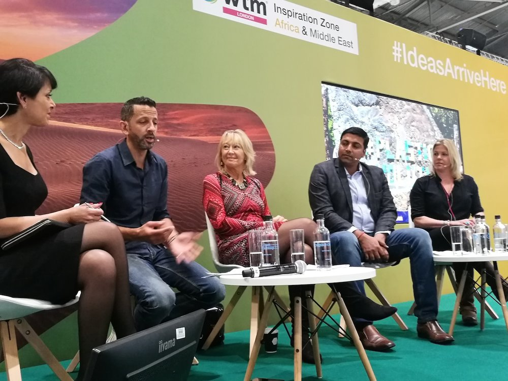 Fiona Jeffery OBE, Founder of  Just a Drop ; Ben Morison, Founder of the  Flipflopi Project ; Paras Loomba, Founder of  Global Himalayan  Expedition ; and Holly Budge, Founder of  How Many Elephants , shared their  experience of turning inspirational ideas into sustainable initiatives  which are transforming lives.