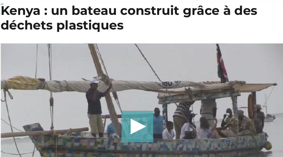 Africa News FR,  5th February 2019 - (french)