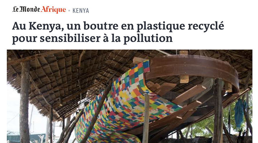 Le Monde Afrique,  28th January 2019 - (french)