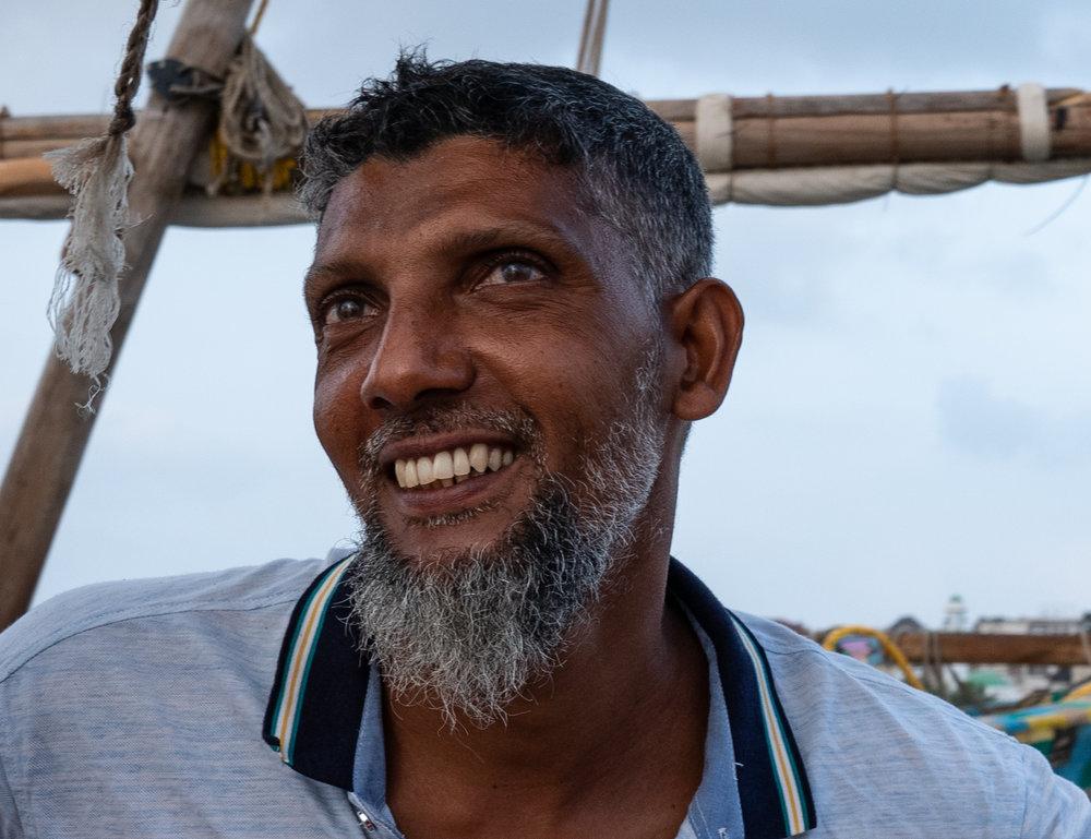 Ali Skanda, Co-Founder