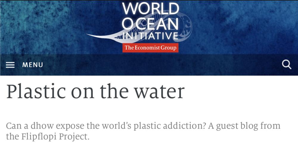 World Ocean Initiative,  12th March 2019