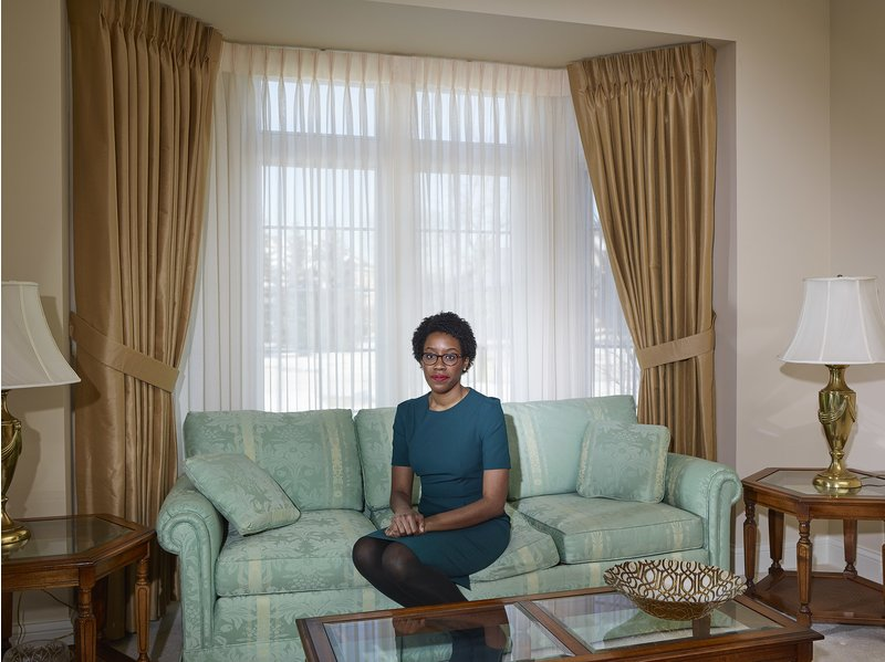 Lauren Underwood, a registered nurse with a heart condition, decided to run for the House of Representatives in Illinois after her Congressman broke a pledge on the health care bill.Marzena Abrahamik for TIME