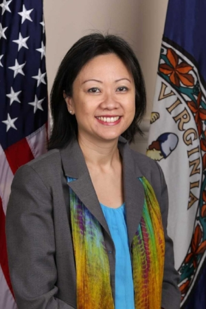 Kathy Tran is the first Vietnamese-American in the Virginia state legislature.