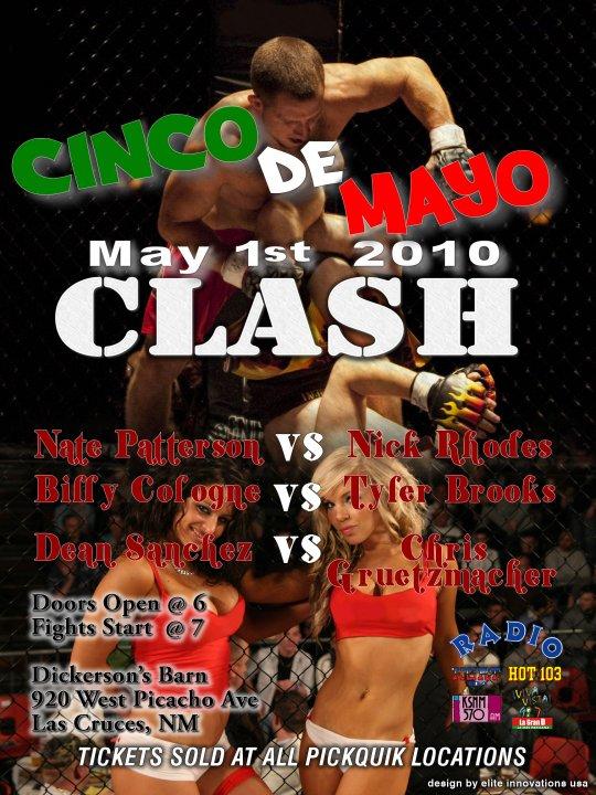 Cinco De Mayo Clash