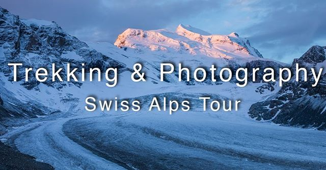 Join Thomas Heaton @heatonthomas on a landscape photography and hiking tour in Val de Bagnes - a great opportunity to explore the Swiss Alps and photograph beautiful and wild alpine landscapes. Link in bio.