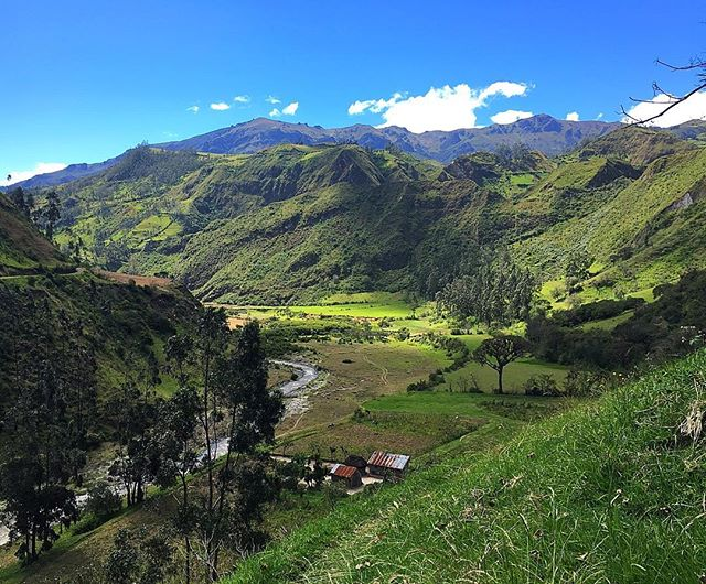Have you ever dreamt about running in the green Andes? This is it!! We are very happy to announce that we have partnered with @trailrunadventures and @annafrosty to explore the Andes and the jungle in a 13 day trip. Link in bio 👆🏼