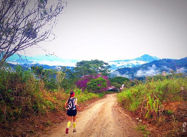 I want the peace! I want the solitude! I want the silence! . . . TAKE ME TO THE MOUNTAINS ⛰ 💚. 📷: Trail running in Ecuador 🇪🇨, Morona Santiago
