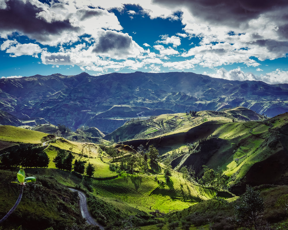 11 days - of trail running in the North and the Central Andes -