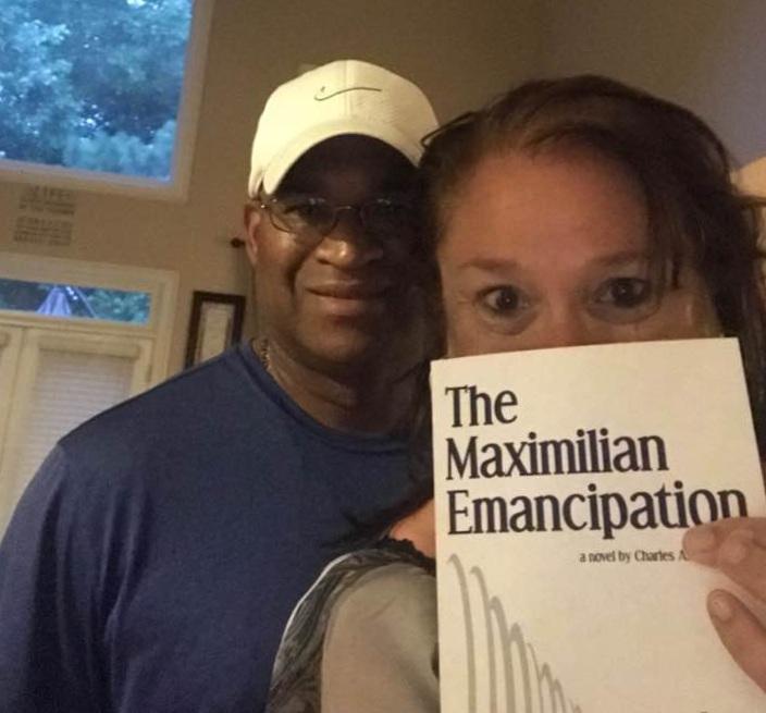 Robbie and Gloria with The Maximilian Emancipation