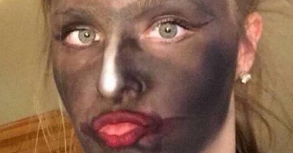 School Responds After Student Is Found On Social Media Wearing Blackface To Troll Another Student