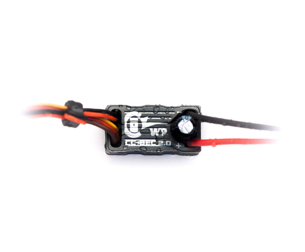 BEC Voltage Regulators - Power all of your on-board accessories with one of our tried and true BECs.  From digital servos to lighting kits, we have a BEC for you.