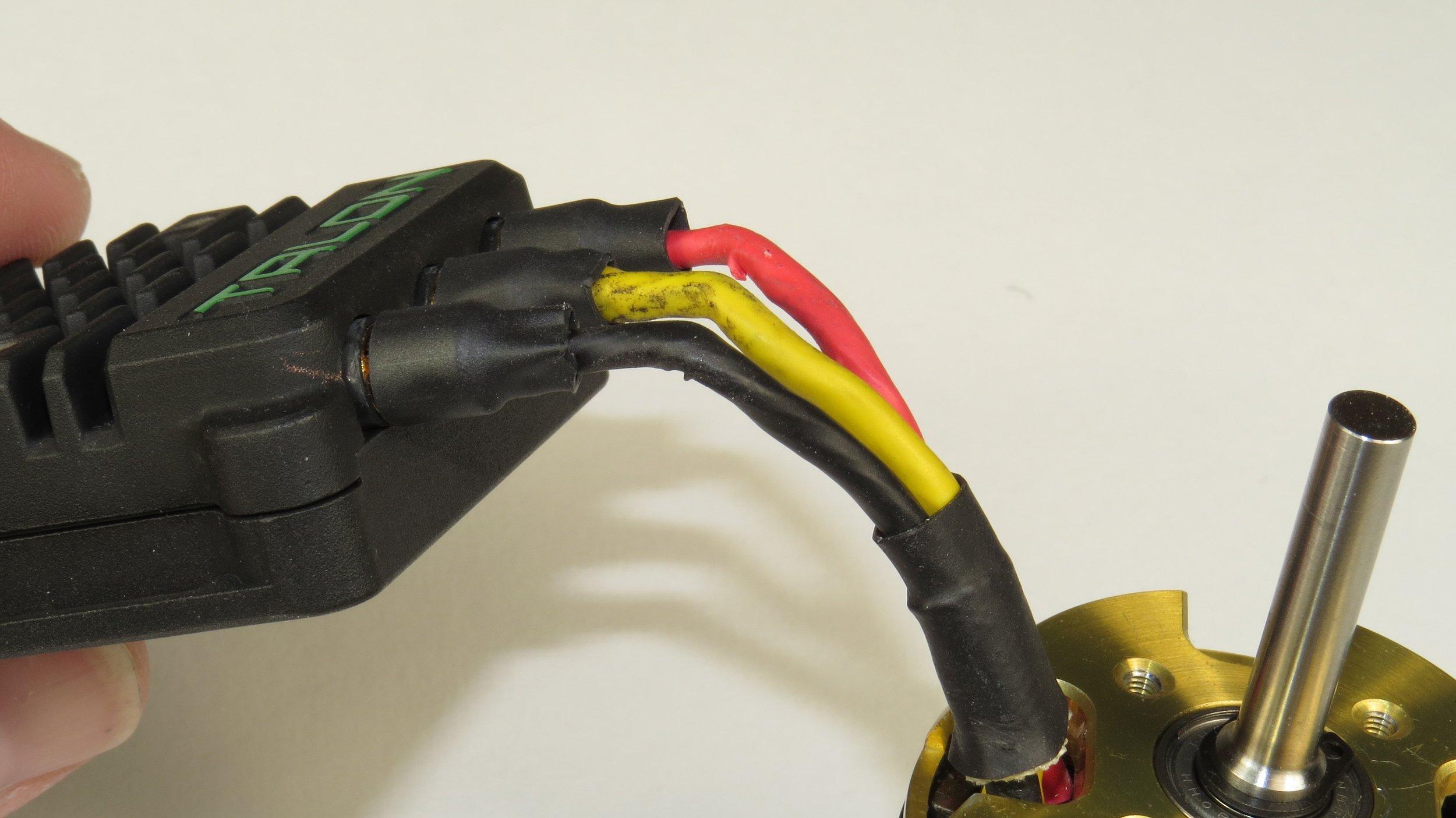 Talon HV120_wiring1