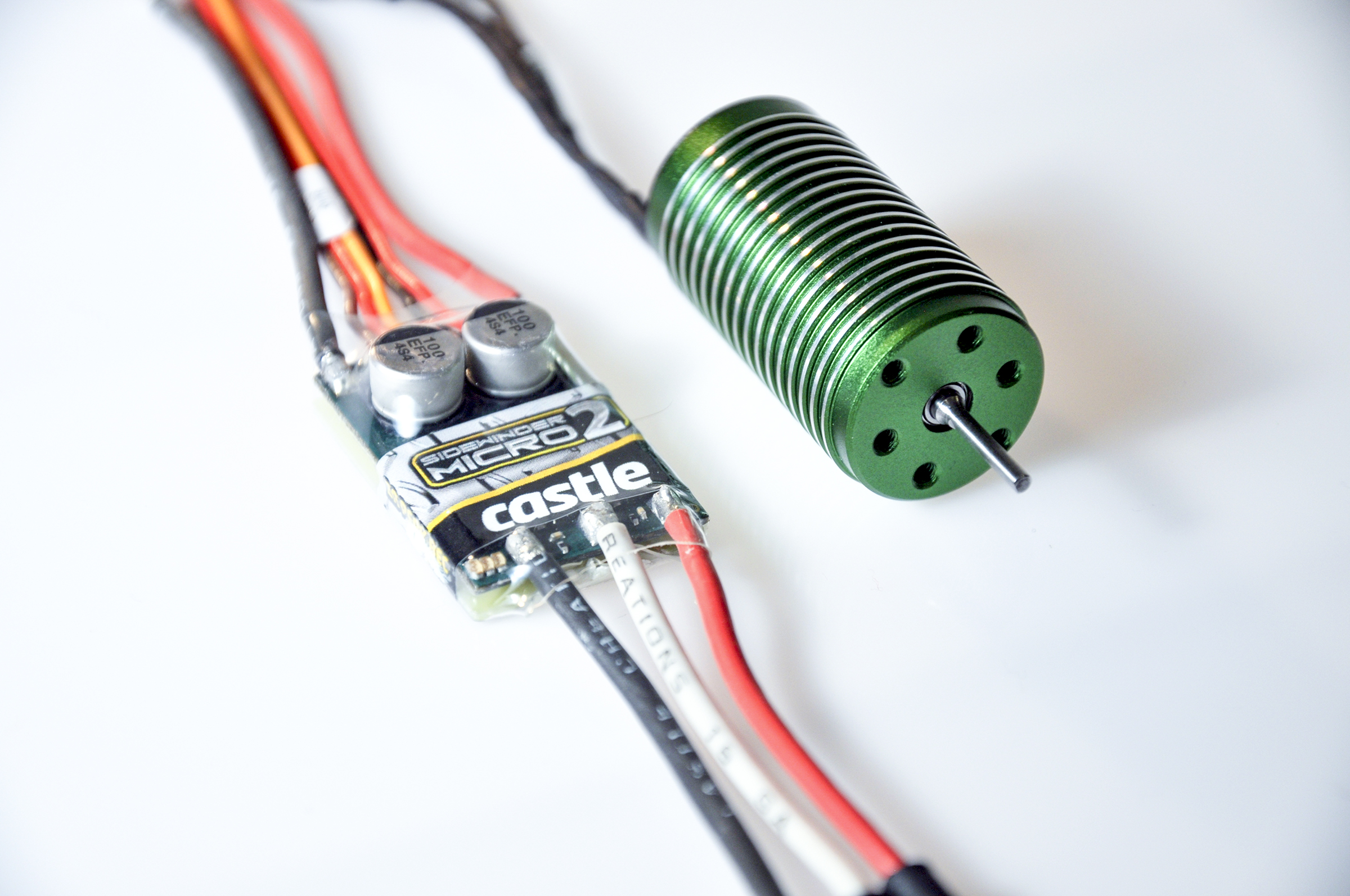 Sidewinder Micro 2 Combo