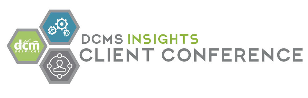 2017 DCMS Insights Client Conference Logo