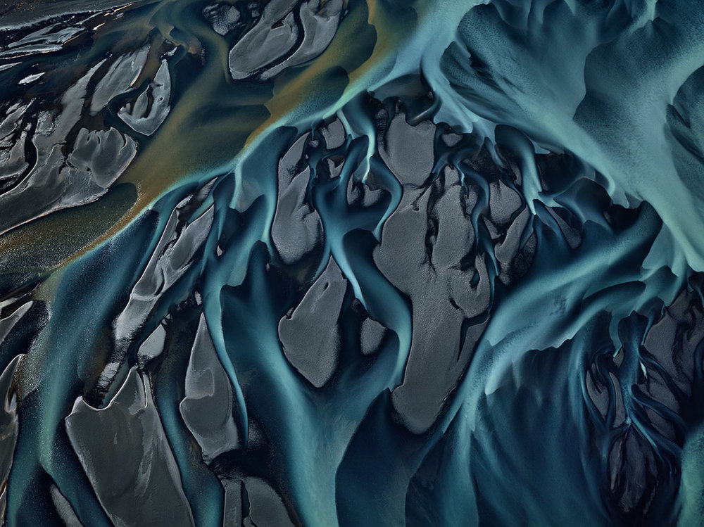 Thjorsá River #1  Iceland, 2012