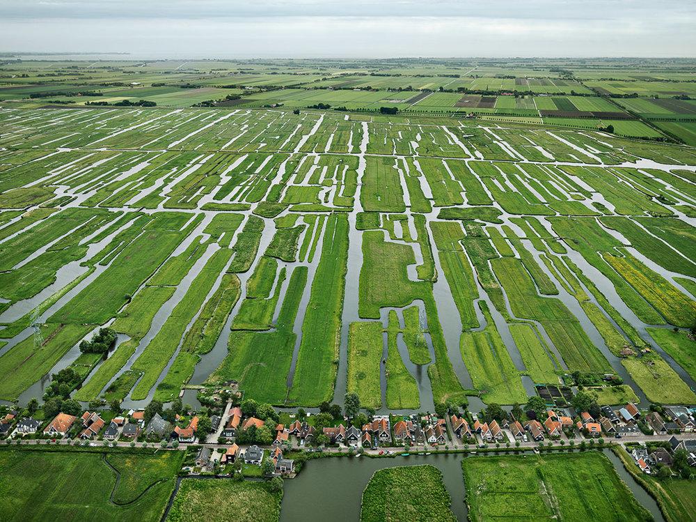 Polders, Grootschermer  The Netherlands, 2011