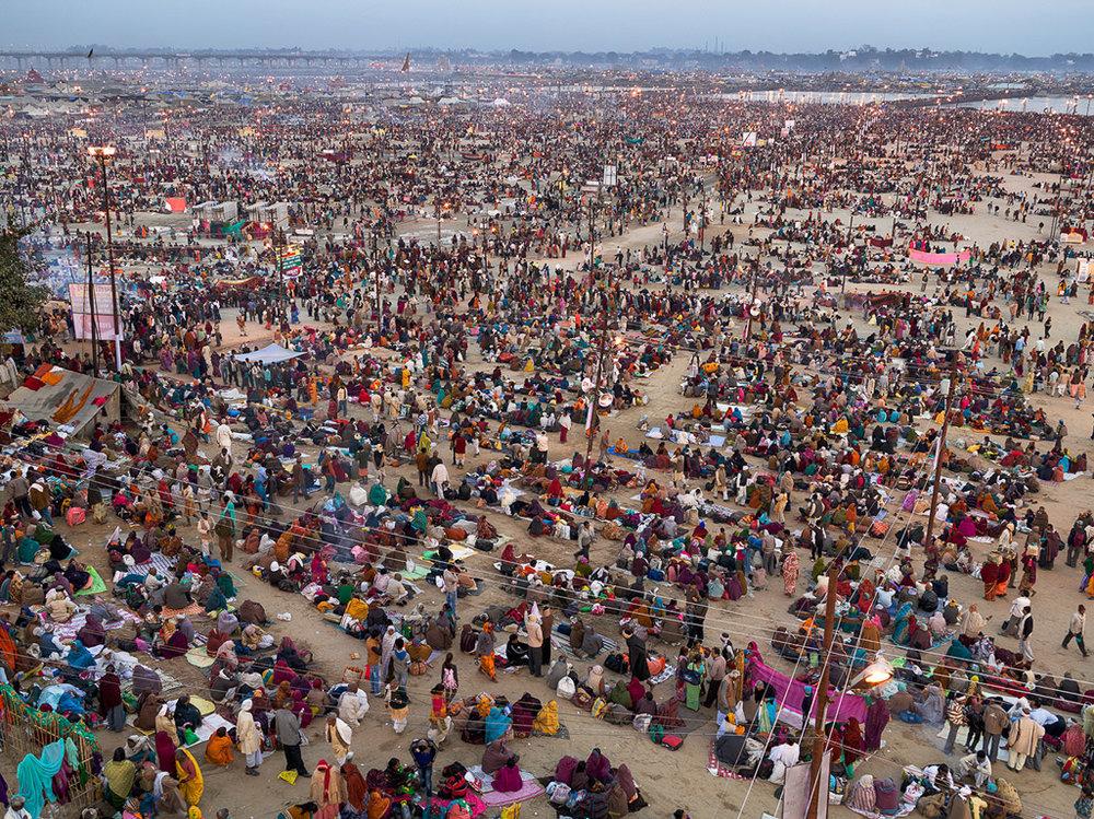 Kumbh Mela #2  Allahabad, India, 2013