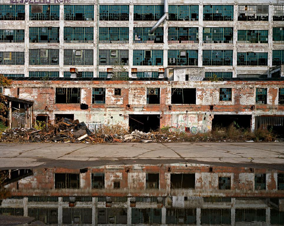 Fisher Body Plant #1  Detroit, Michigan, USA, 2008