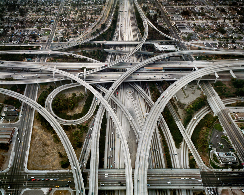 Highway #1  Los Angeles, California, USA, 2003