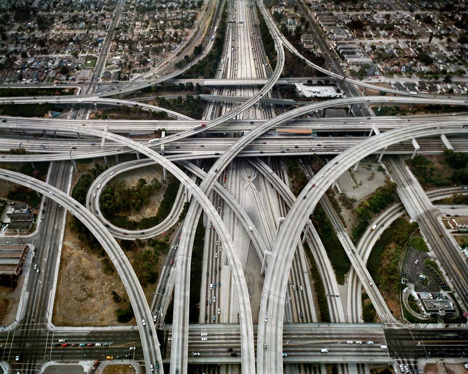 Highway #1  Los Angeles, California, USA, 2003