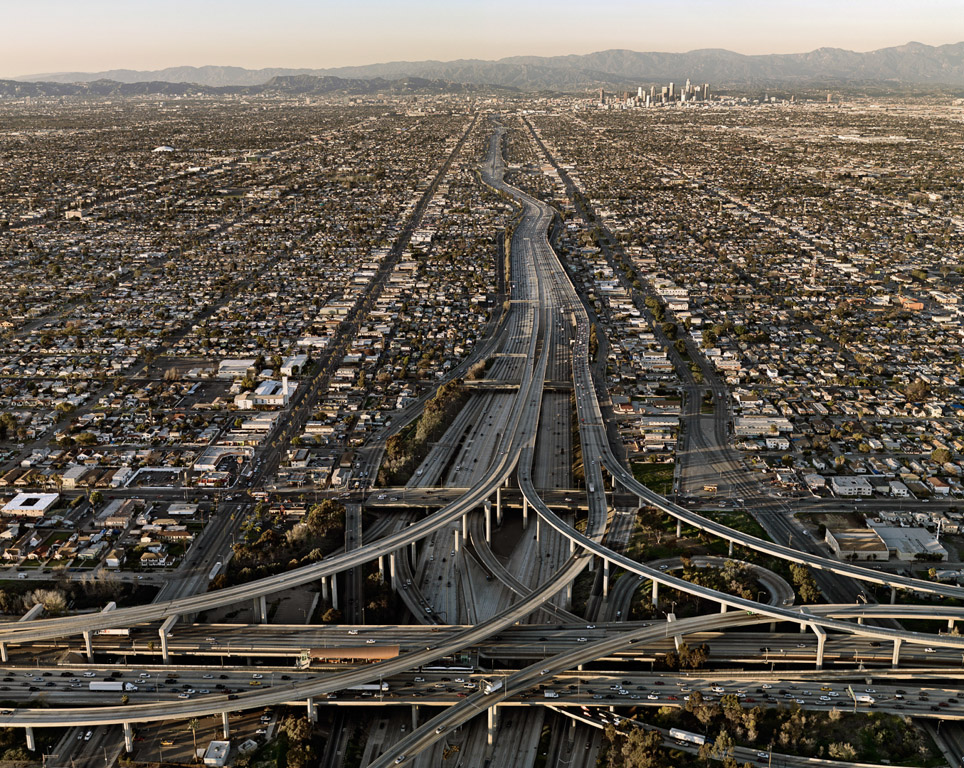 Highway #5  Los Angeles, California, USA, 2009