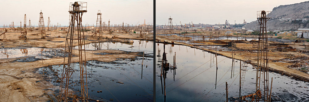 SOCAR Oil Fields #1ab  Baku, Azerbaijan, 2006