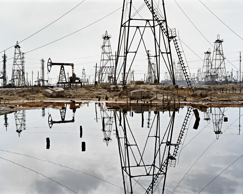 SOCAR Oil Fields #3  Baku, Azerbaijan, 2006
