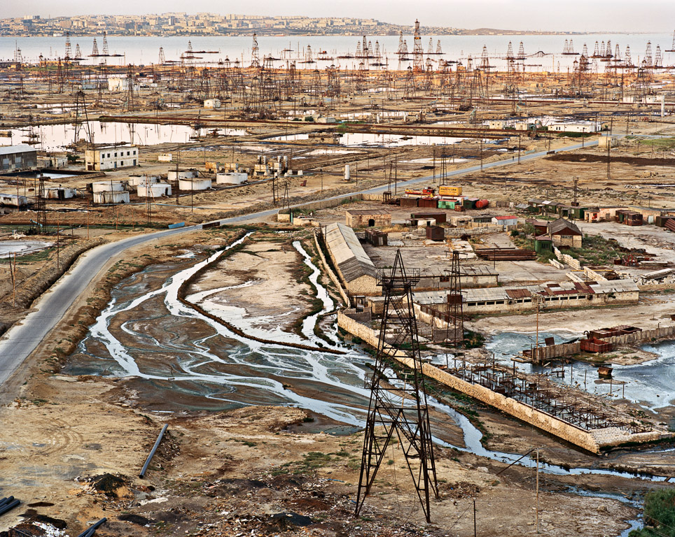 SOCAR Oil Fields #9  Baku, Azerbaijan, 2006