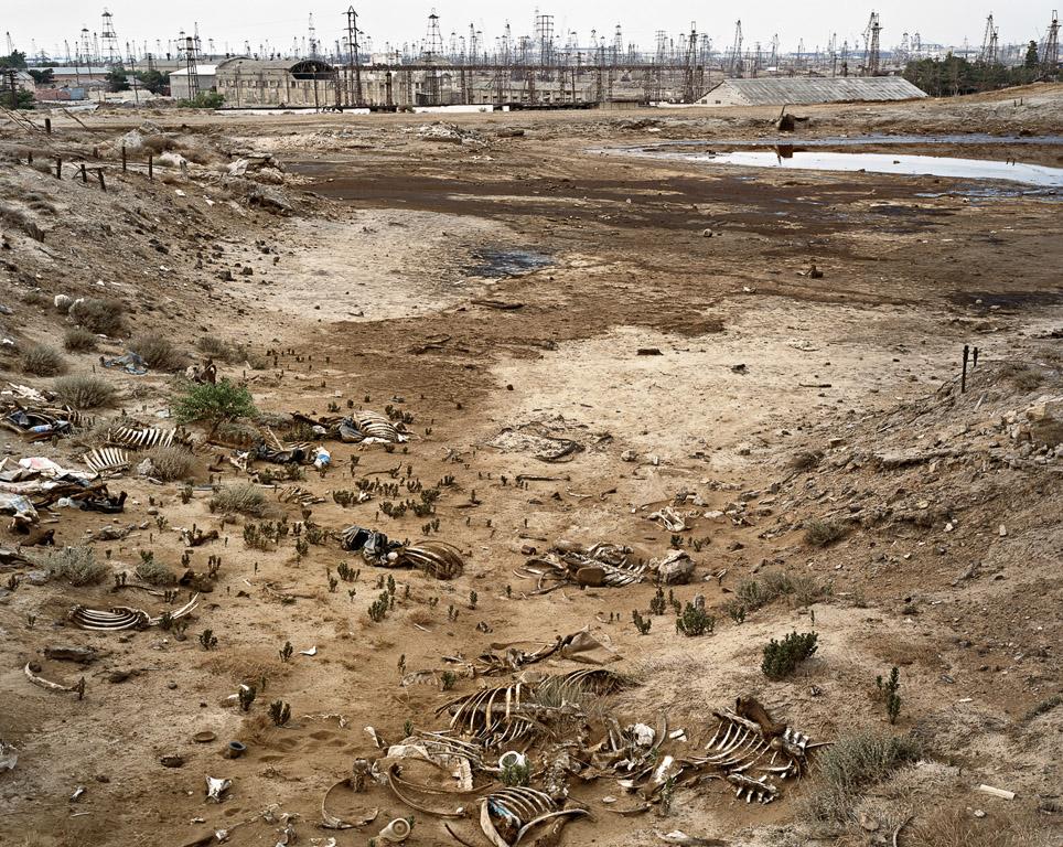 SOCAR Oil Fields #10  Baku, Azerbaijan, 2006