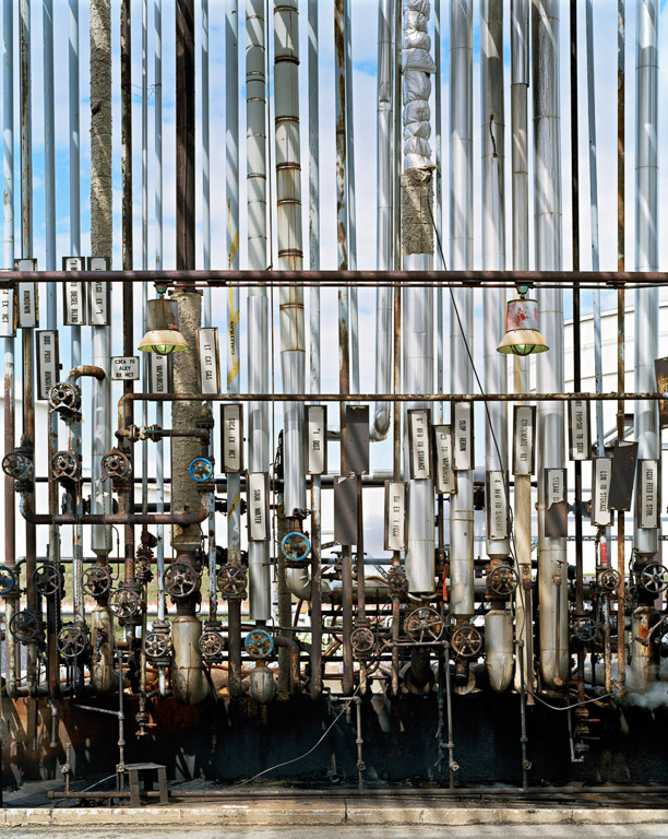 Oil Refineries #3  Oakville, Ontario, Canada, 1999