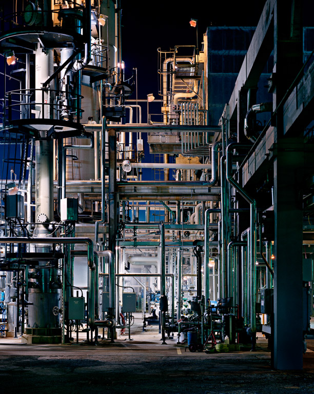 Oil Refineries #22  St. John, New Brunswick, Canada, 1999