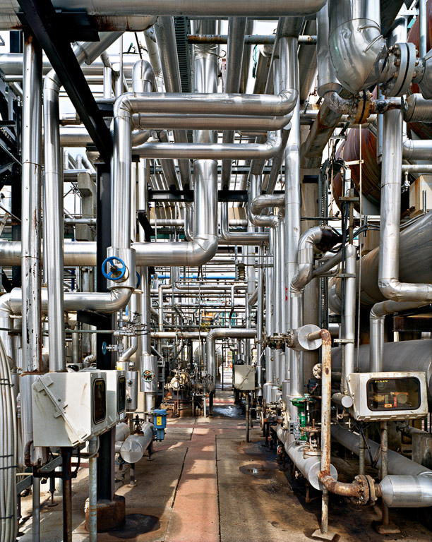 Oil Refineries #23  Oakville, Ontario, Canada, 1999