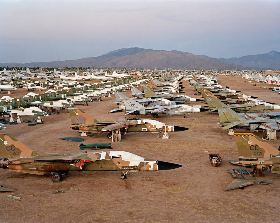 AMARC #3  Tucson, Arizona, USA, 2006