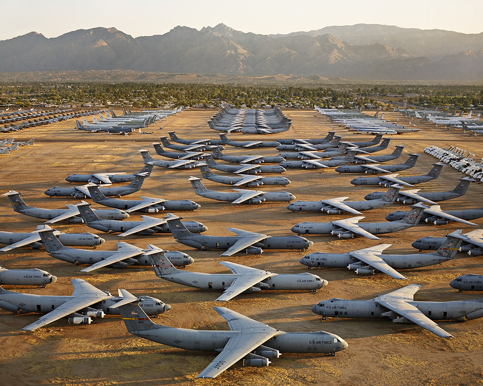 AMARC #5  Tucson, Arizona, USA, 2006