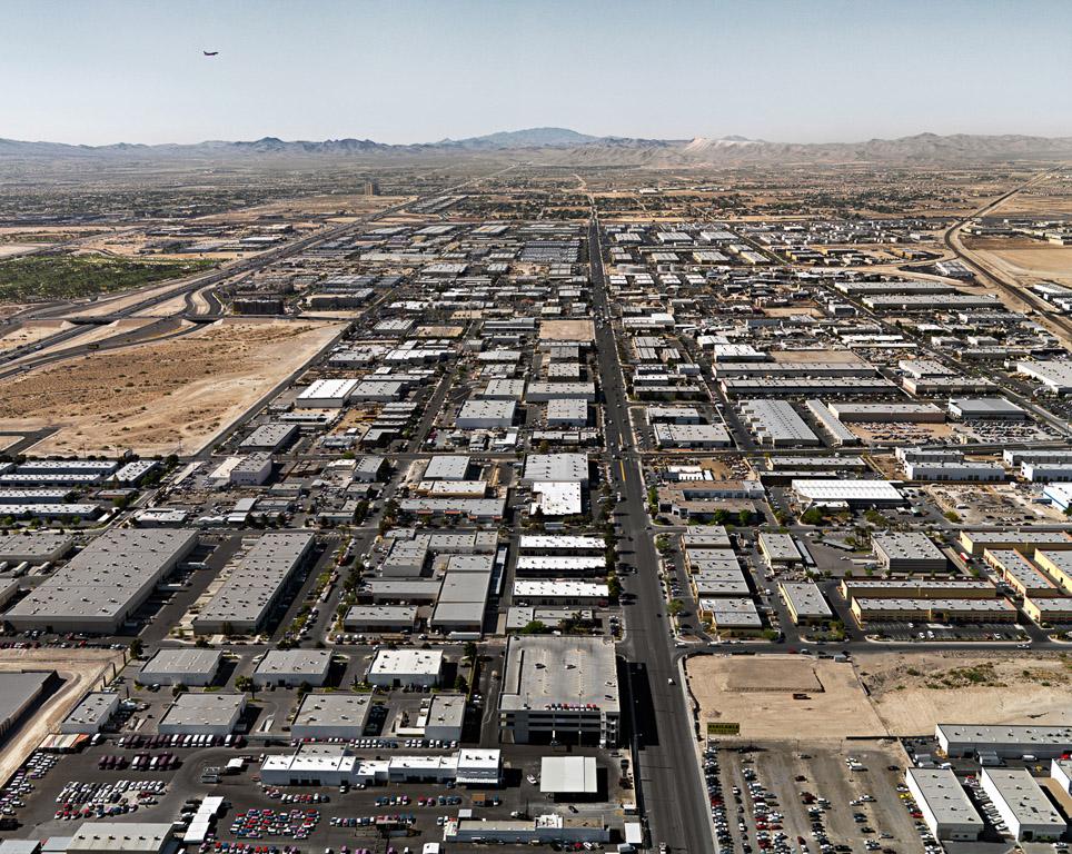 Industrial Park  North Las Vegas, Nevada, USA, 2007