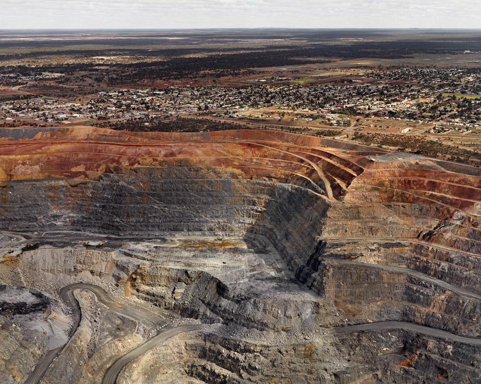 Super Pit #4  Kalgoorlie, Western Australia, 2007