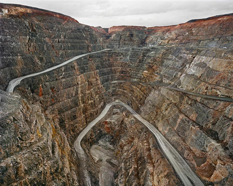 Super Pit #1  Kalgoorlie, Western Australia, 2007