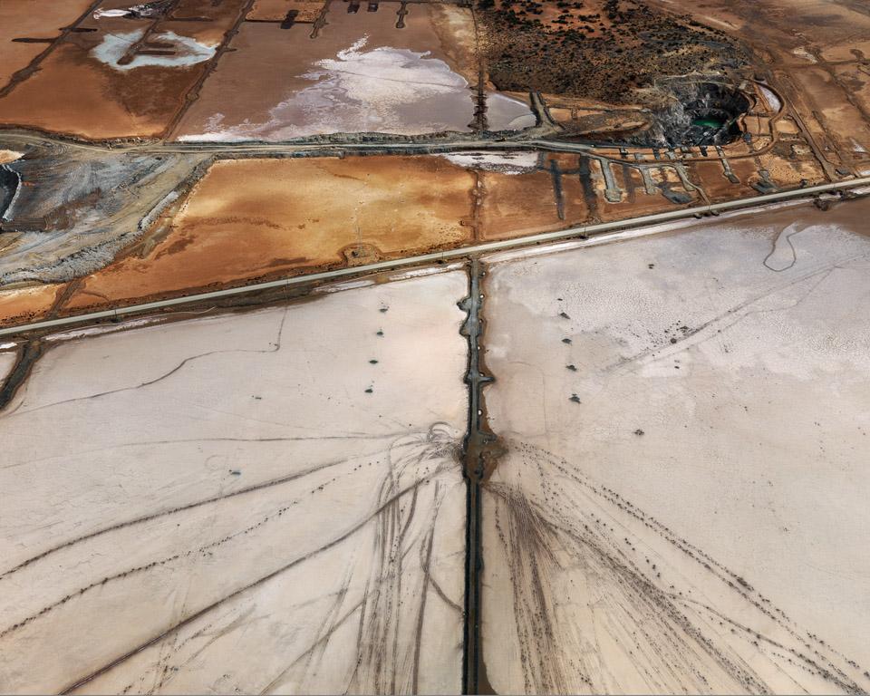 Silver Lake Operations #10  Lake Lefroy, Western Australia, 2007