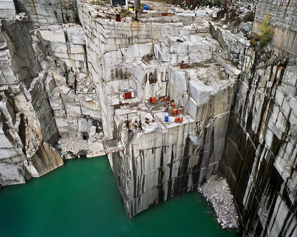 Quarries Edward Burtynsky