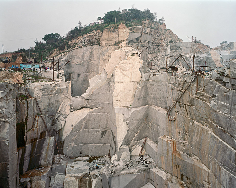 China Quarries #4  Xiamen, Fujian Province, China, 2004