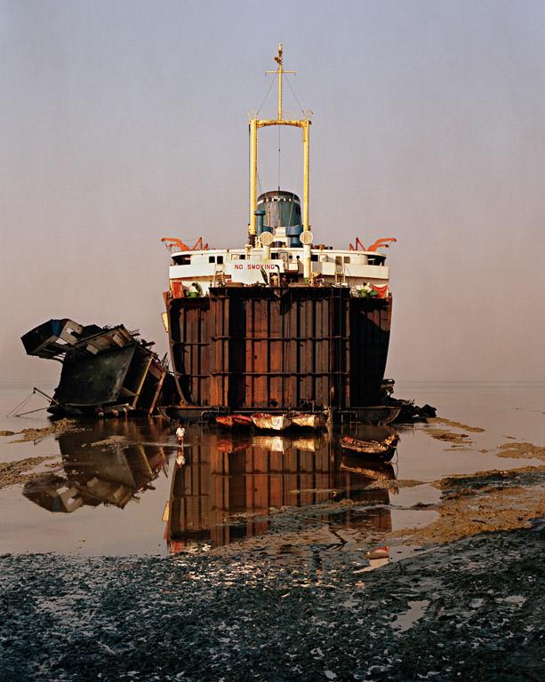 Shipbreaking #31  Chittagong, Bangladesh 2001