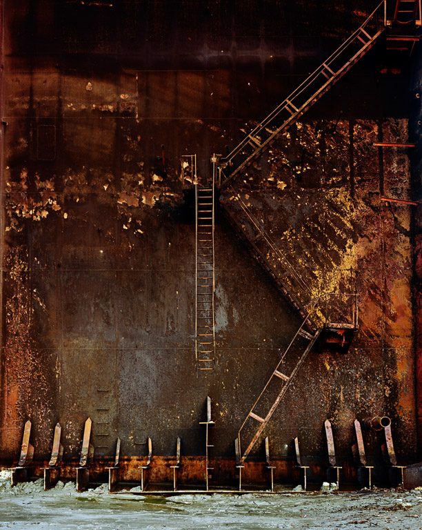 Shipbreaking #38  Chittagong, Bangladesh 2000