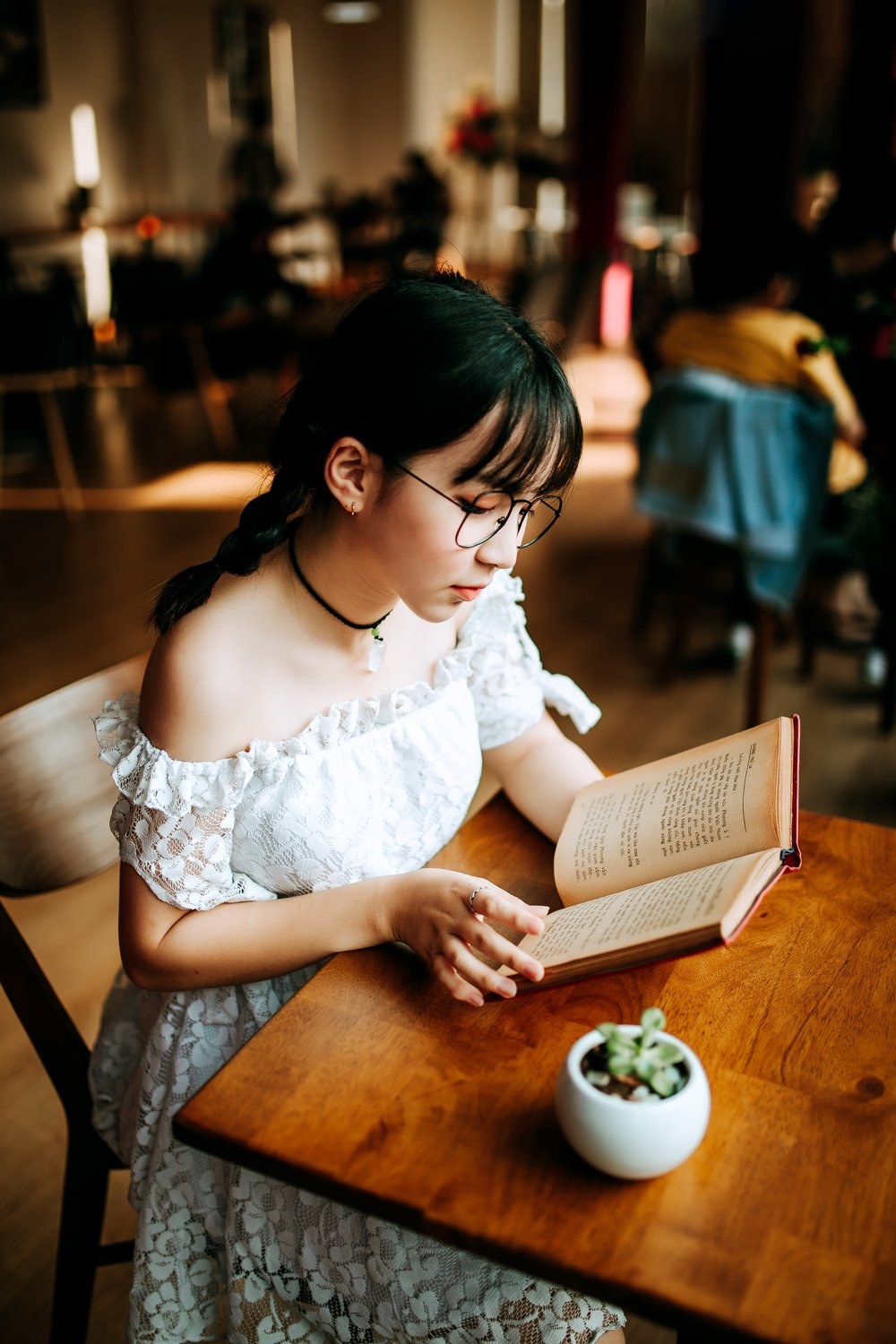 """Look for readers who represent the characters you're writing."" Photo credit: Anthony Tran via Unsplash"
