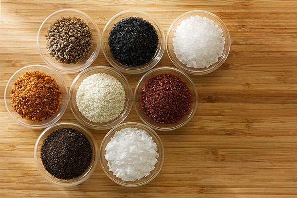 8 GREAT WAYS TO USE FLAVORED SALTS - Get Inspired.