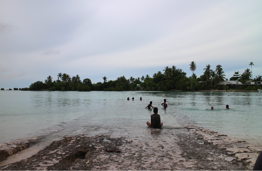 Losing Paradise: Stories of Adaptation and Displacement Between Kiribati and Fiji - Published 7.27.2015