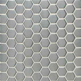 Metallic Hexagon Mosaic.jpg